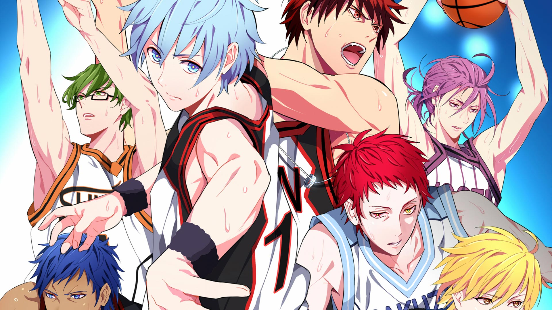 Kuroko No Basket Theme For Windows 10