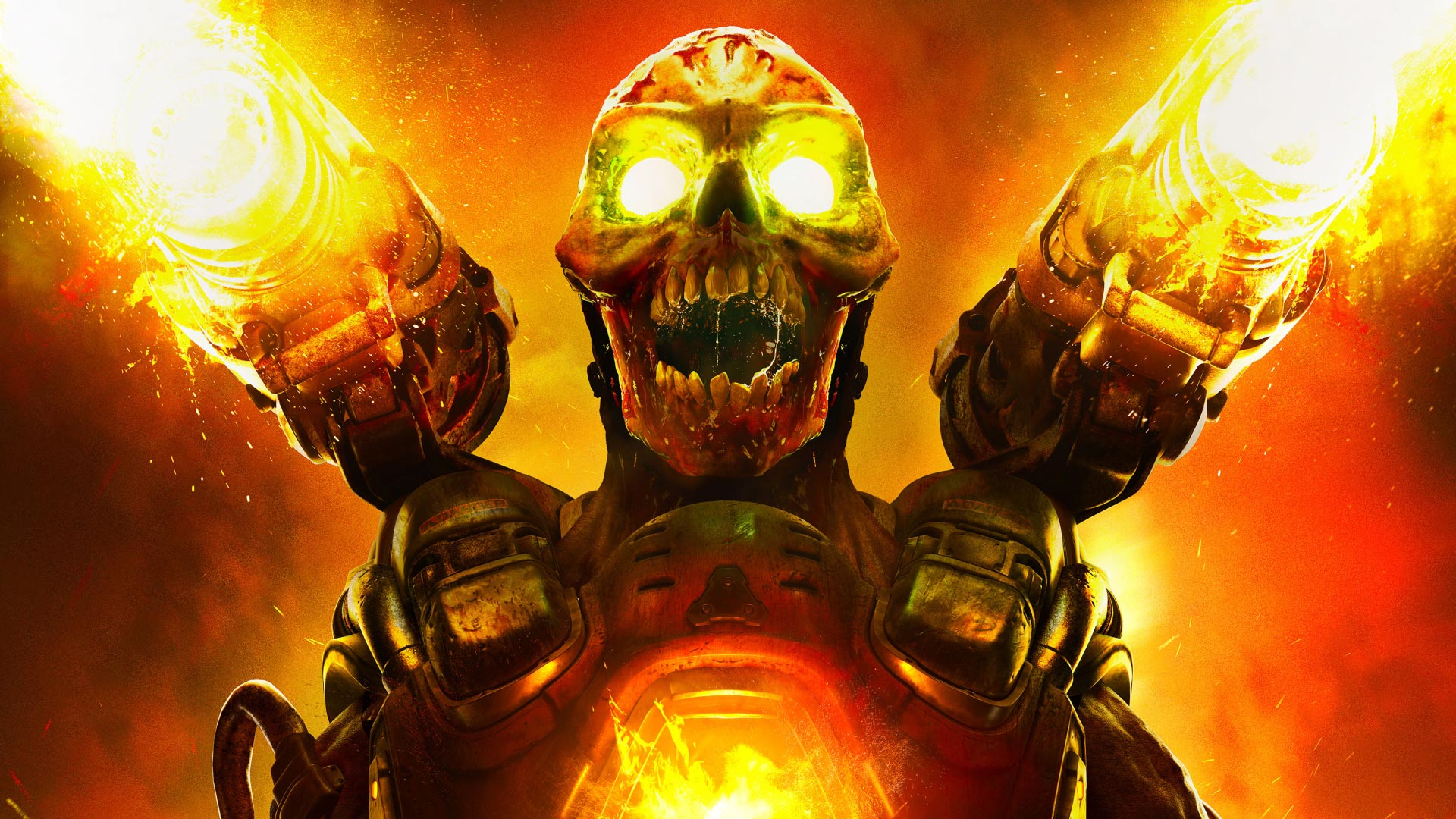 Doom Theme For Windows 10 8 7