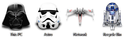 Star Wars Icons | Download free Star Wars icons