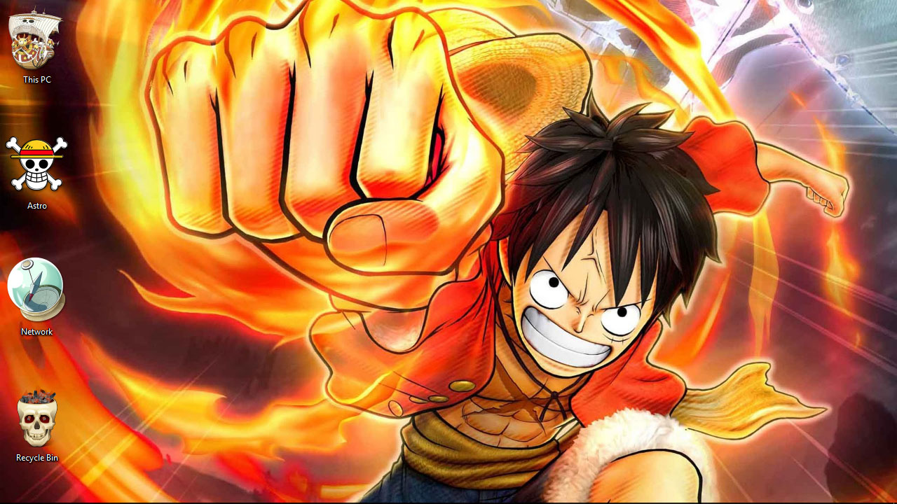 Ultimate One Piece Theme For Windows 10 8 7