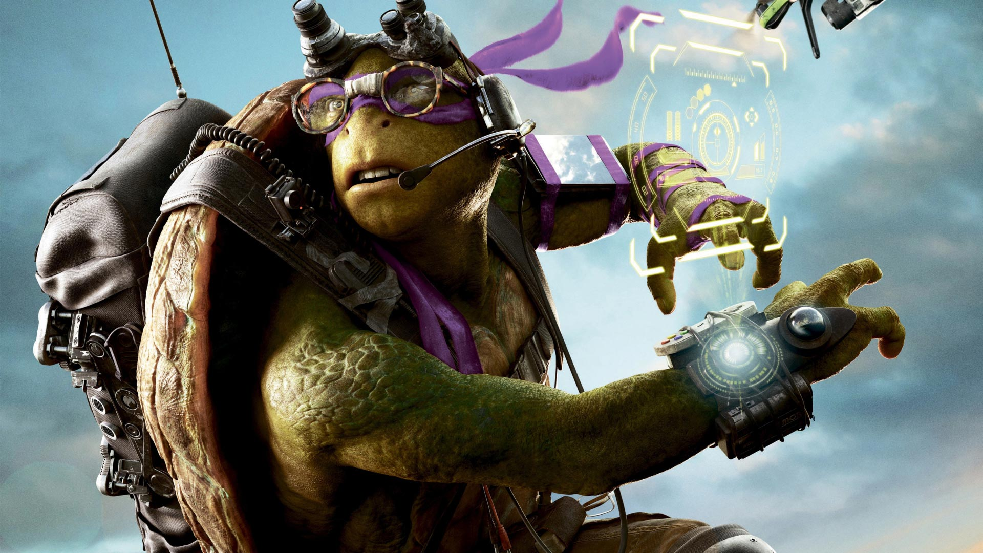 Teenage Mutant Ninja Turtles Out of the Shadows Screencaps Movie