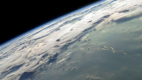 from-space-background
