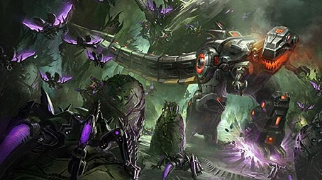 transformers-background