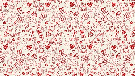 ... Valentines Background ...