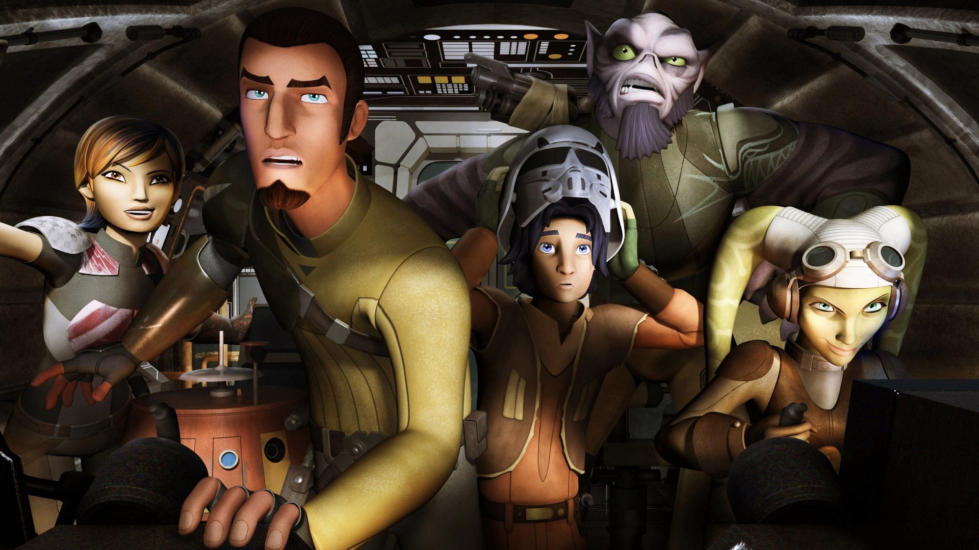 Star Wars Rebels Theme For Windows 10 8 7