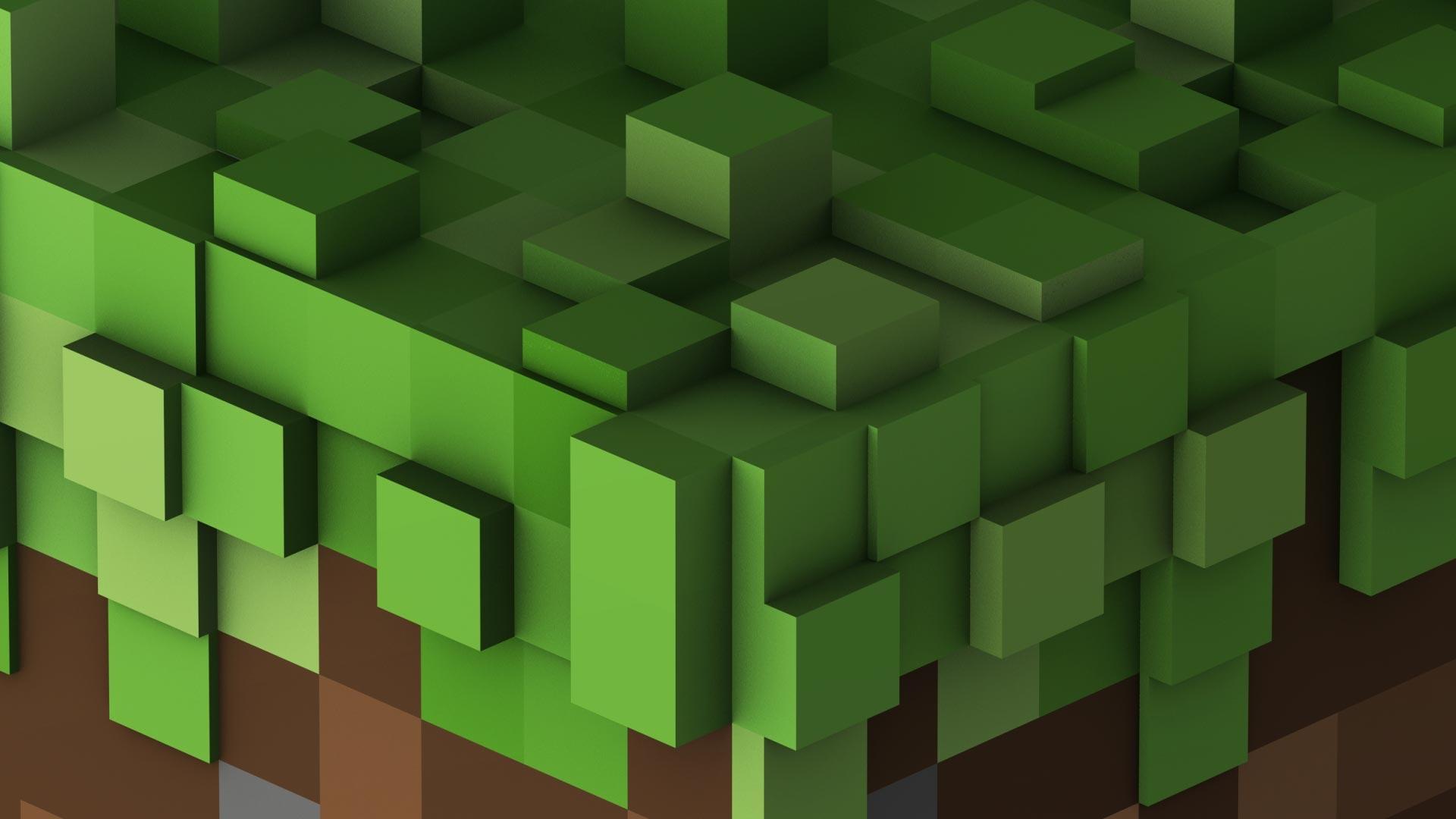 Minecraft Theme for Windows 10 | 8 | 7