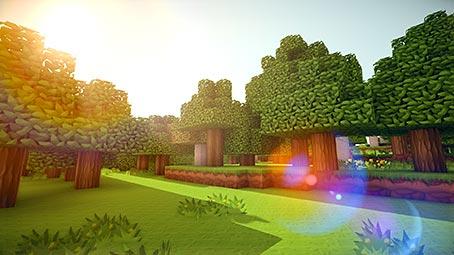 Minecraft Theme for Windows 10   8   7