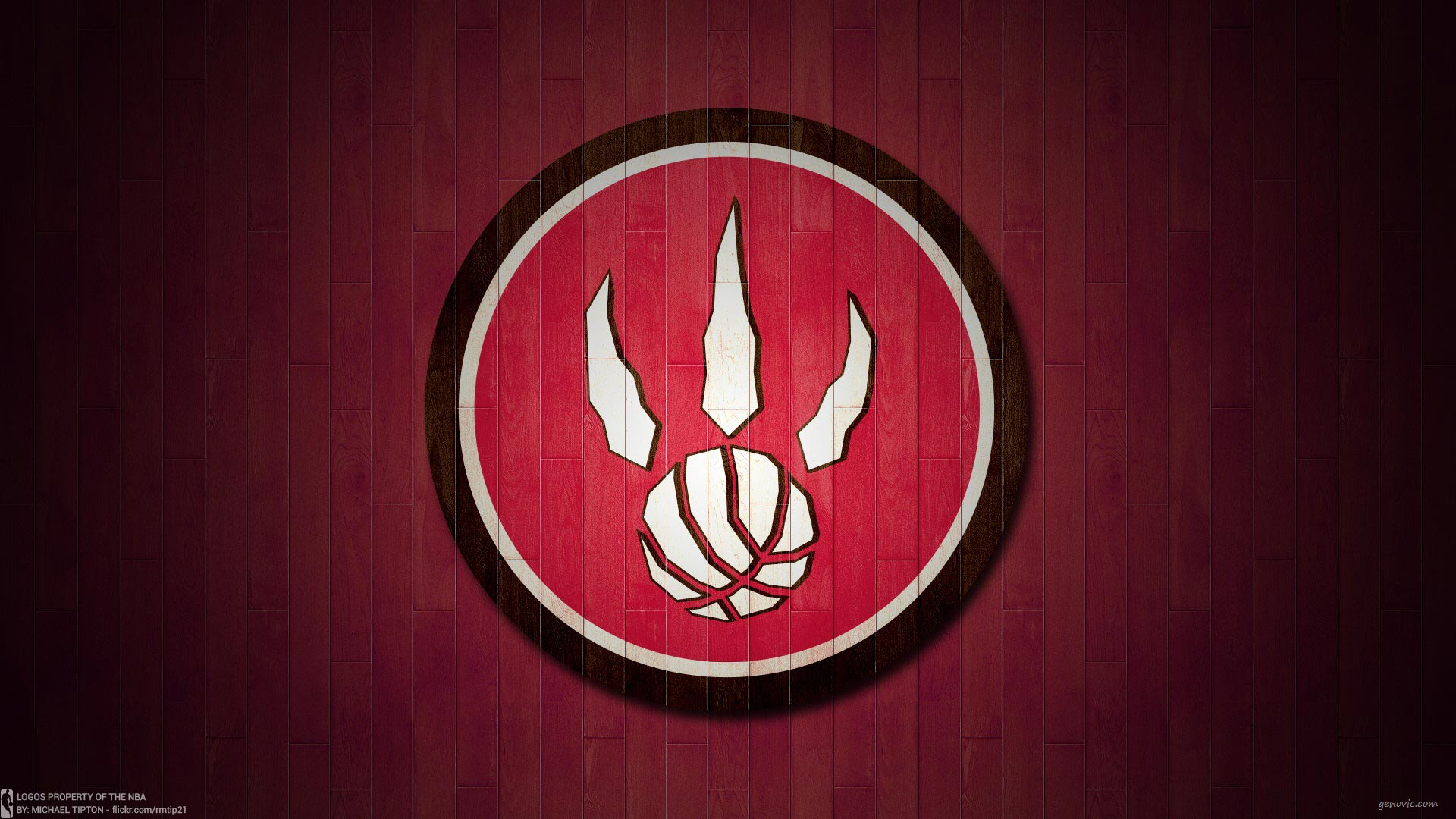Toronto Raptors Theme For Windows 10 8 7