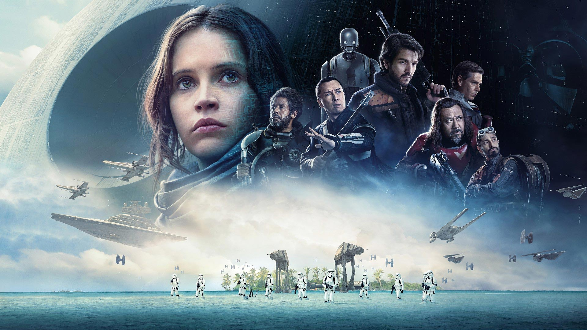 Star Wars: Rogue One Theme for Windows 10 | 8 | 7