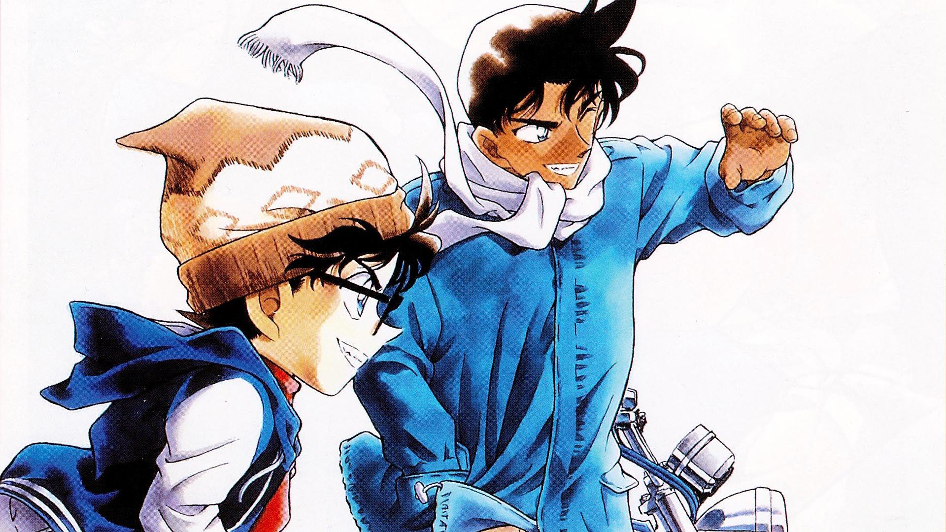 Detective Conan Theme For Windows 10 8 7