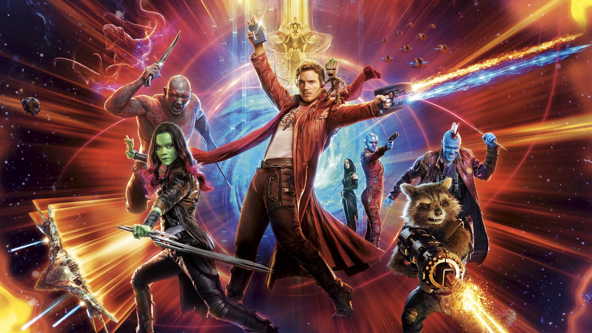 Guardians Of The Galaxy 2 Theme For Windows 10 8 7
