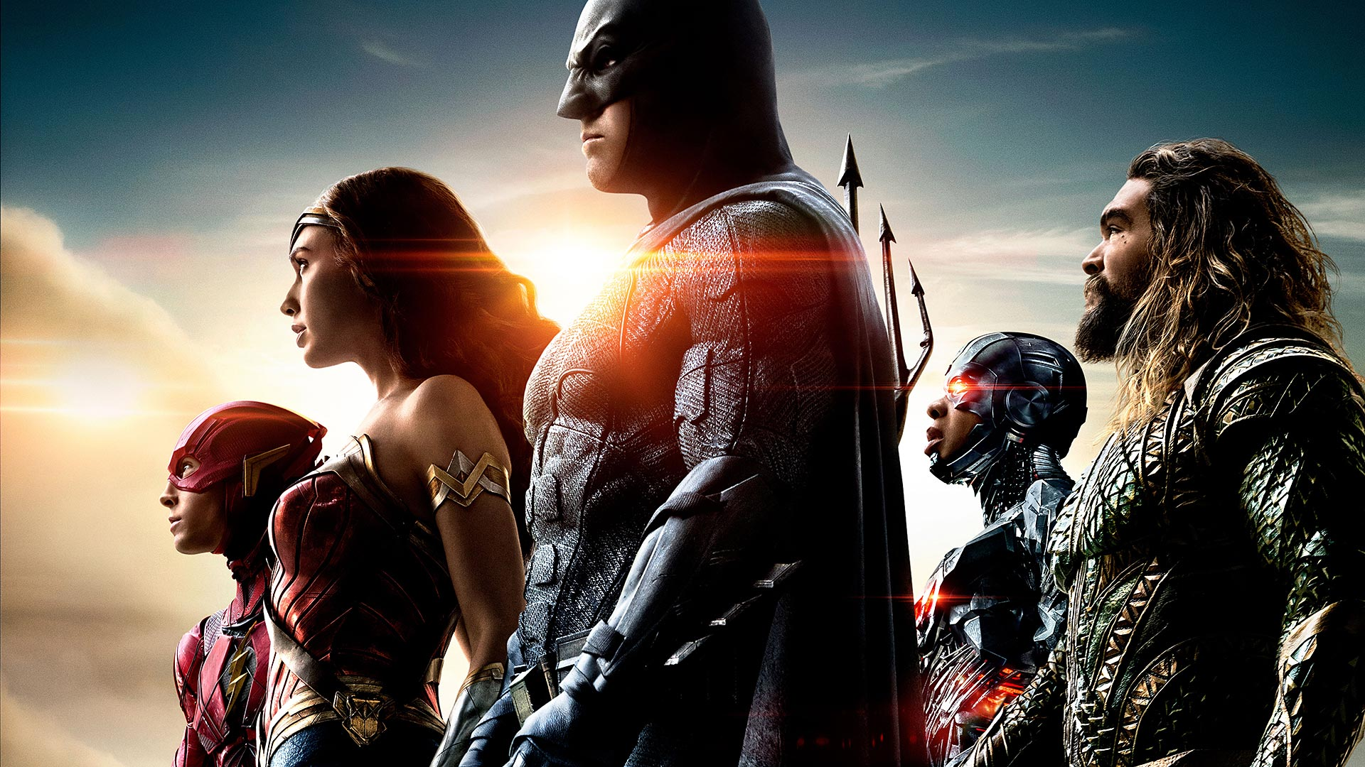 Justice League Movie Theme For Windows 10 8 7