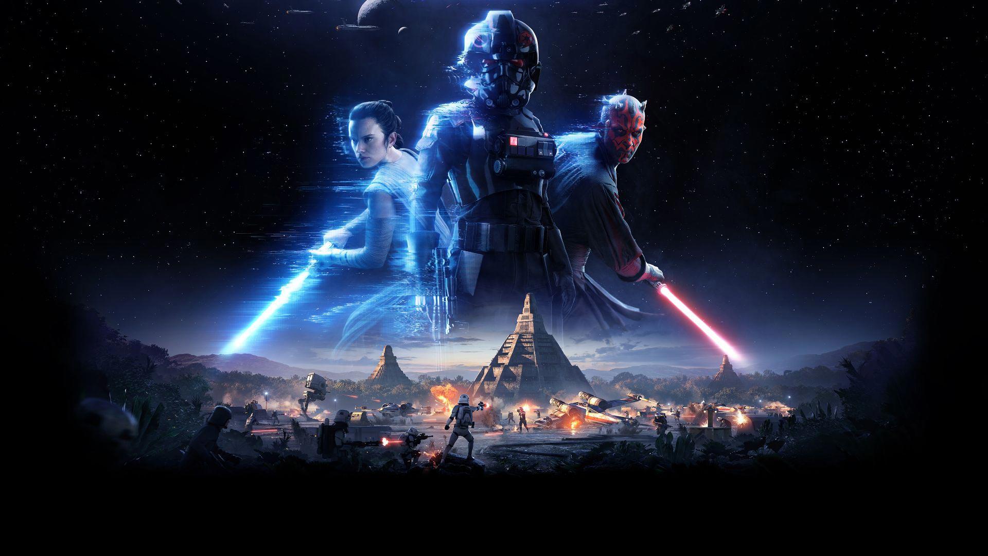 Star Wars Battlefront Ii Theme For Windows 10 8 7