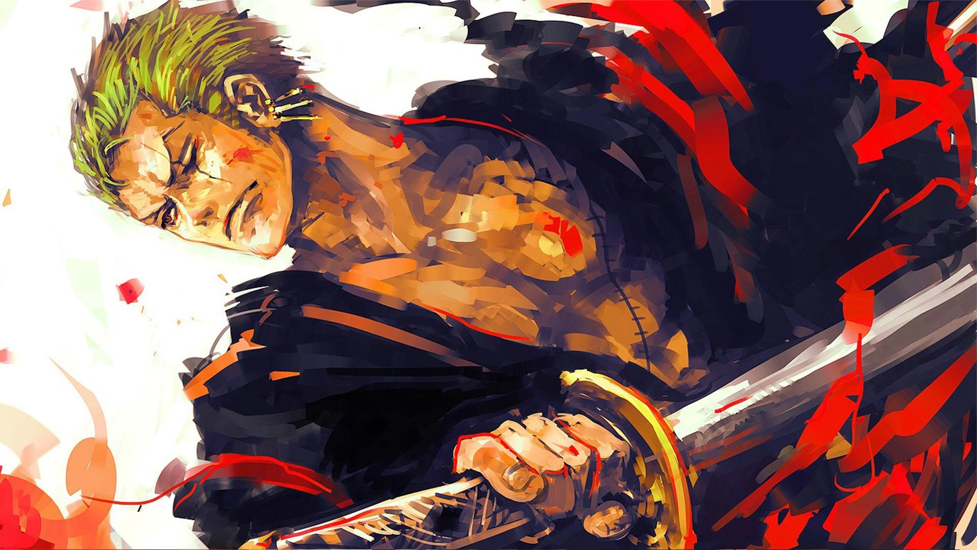 Zoro Wallpaper Hd 4k Gambarku