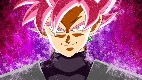 goku black background 6